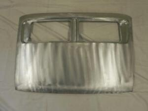 New 911/912 Aluminum Rear Engine Lid - 1965-68