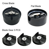 Replacement Parts for Electric Magic Cross Blades Gasket Gear Cup Jar Cross Flat