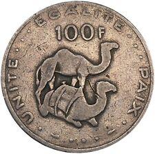 Djibouti 100 Francs 1977 KM#26 (2710)