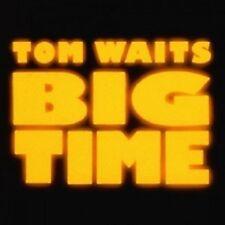 TOM WAITS - BIG TIME  CD  18 TRACKS ALTERNATIVE ROCK & POP  NEU