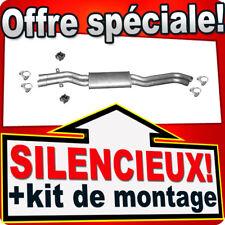 Silencieux Intermédiaire BMW 3 (E46) 330 d Xd Cd 99-06 échappement EHF
