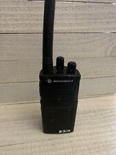 2 Way Radio Motorola RMV2080 With 8-Channel Option Rmv2080bhlaa