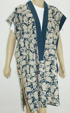 Hand-made coat made from kimono,butterfly patterns 100% cotton #1953