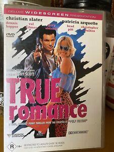 true romance dvd Region 4