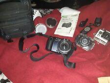 Canon PowerShot Pro1 8.0Mp Digital camera plus go pro 3 and extra accessories!