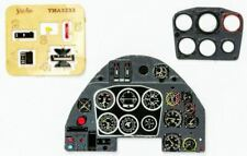 Me-109 K TRUM PHOTOETCHED, 3D, COLORED INSTRUMENT PANELS #3235 1/32 YAHU