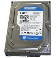 """WD 1TB WD10EZEX 7200RPM 64MB Cache SATA 6Gb/s 3.5"""" Desktop HDD Hard Drive"""