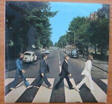 The Beatles Abbey Road 69 EXPORT PPCS 7088 Parlophone Sticker--Extremely Rare