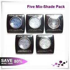 LÓreal, Studio Secrets Eye Shadow Singles, (5 Pack)  Grey, Blue Silver & more