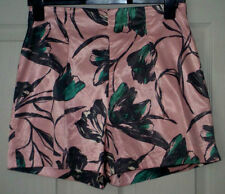 River Island Cotton Mid Floral Shorts for Women