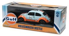 Greenlight  Volkswagen Beetle Gulf Oil Racer 1:18 Scale Diecast Dispatched in uk