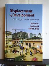 DISPLACEMENT BY DEVELOPMENT - PENZ, DRYDYK & BOSE 2011 1st H/B