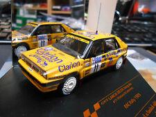 Lancia Delta Integrale 4wd Rally RAC gb 1989 #11 Eklund Clarion vitesse 1:43