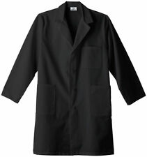 Meta Adult Unisex Four Pockets Long Sleeve Performance 40 Inches Lab Coat. 6116