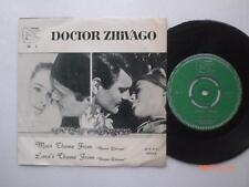 """CHARLIE & His Orchestra 7"""" Single DR. ZHIVAGO Swan Label SB-2 Guitar Music"""