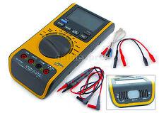 5-in - 1 Termometro Digitale Multimetro Lux Luce Misuratore Tester del suono% RH di umidità