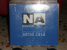 NICCOLO' AGLIARDI - VERSO CASA 3,52 + unplugged 3,29 - cd singolo slim case 2002
