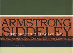 Armstrong Siddeley (Motor Cars 1919-1960 models coachwork) Buch book