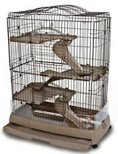 Ware Clean Living 4 Level Ferret Cage. 36 x 19 x 46