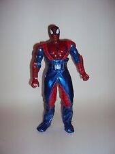 Fisherman Spiderman Adventure Hero 10 Inch Action Figure 2001 Toy Biz