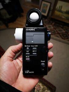 Sekonic l-508 zoom master