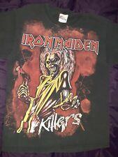 "Iron Maiden ""Killers"" T-Shirt M 1981 Vintage Original"