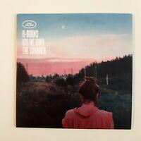 H-BURNS : KID WE OWN THE SUMMER ♦ CD Album Promo ♦