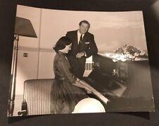 "Rock Hudson ORIGINAL Photo 1950's  7 1/4 x 9"" Movie Studio Issued"