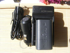 BN-VF808 BN-VF808U Battery Pack + Charger for JVC MiniDV and Everio Camcorder