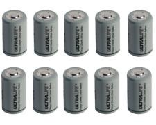 10x Ultralife Lithium 3,6V Batterie LS 14250 1/2 AA UHE-ER14250 Li-SOCl2