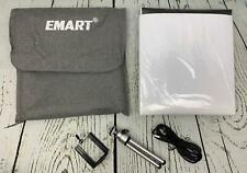 Emart Portable Studio Photo Box, 40 LED Foldable Mini Table Top Shooting Tent