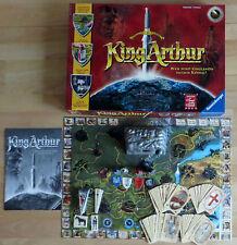 SELTENER TOP ZUSTAND: KING ARTHUR! Das Touch and Play Spiel von Ravensburger!
