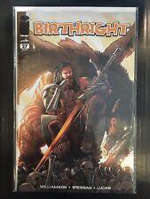 Birthright #27 Walking Dead Variant NM- 1st Print Free UK P&P Image Comics