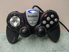 Saitek P2500 Rumble Force Wired USB PC Game Pad Controller - tested and working