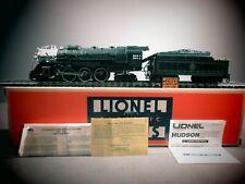 LIONEL 6-8476  HUDSON LOCOMOTIVE 4-6-4 AND TENDER  IN LIONEL BOX. C-8.