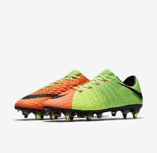 New listing Nike Hypervenom Phantom 3 SGPRO AC Cleats 889285 303 Anti-Clog Traction Men's 7