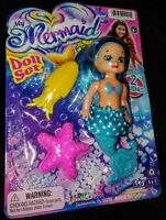 Vintage Kenner Sea Wees BRAND NEW Lilly Pad REPLACEMENT Blue CUSTOM 1 2 3 Holes!