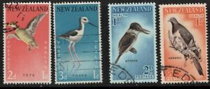 New Zealand. Health.1959-60. Set of each. U.