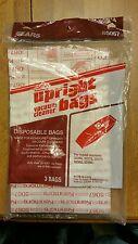 Sears Kenmore 5067 Vacuum Bags - 3 pack - New