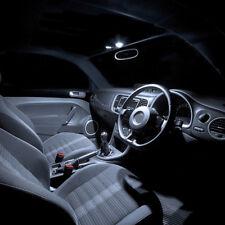 FOR VW GOLF MK5 Interior UPGRADE 2003-2008 WHITE LED BULBS COMPLETE LIGHT SET