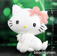 1pcs Cute Cat pink Bow Resin flatback Scrapbooking For DIY phone /craft