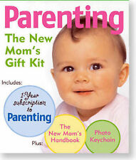 USED (VG) Parenting: The New Mom's Gift Kit (Magazine Kit) (Petites Plus) by Pau