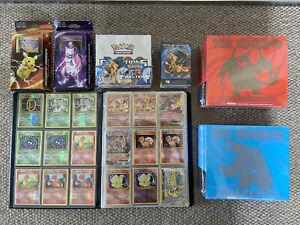 Pokemon XY Evolutions Master Set + Prerelease Kit + Elite Trainer Box + Theme De