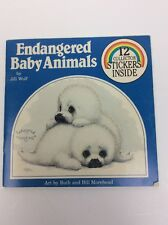 Endangered Baby Animals by Jill Wolf