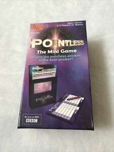 POINTLESS THE MINI GAME - Used