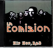La Comision  Hip Hop & R&B   BRAND  NEW SEALED CD