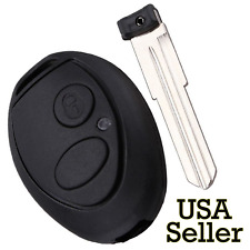 2 Button Remote Key Fob Shell fit for LAND ROVER Discovery 1999-2004