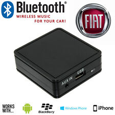 FIAT 500 PANDA PUNTO IDEA voiture sans fil téléphone bluetooth interface de diffusion de musique