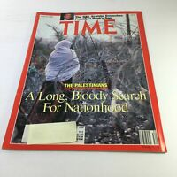 Time Magazine: July 23 1990 - A Long, Bloody Search For Nationhood
