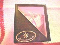 CHRISTOPHER RADKO 1995 POLAR EXPRESS CHRISTMAS BALL ORNAMENT MWT SANTA IN BOX